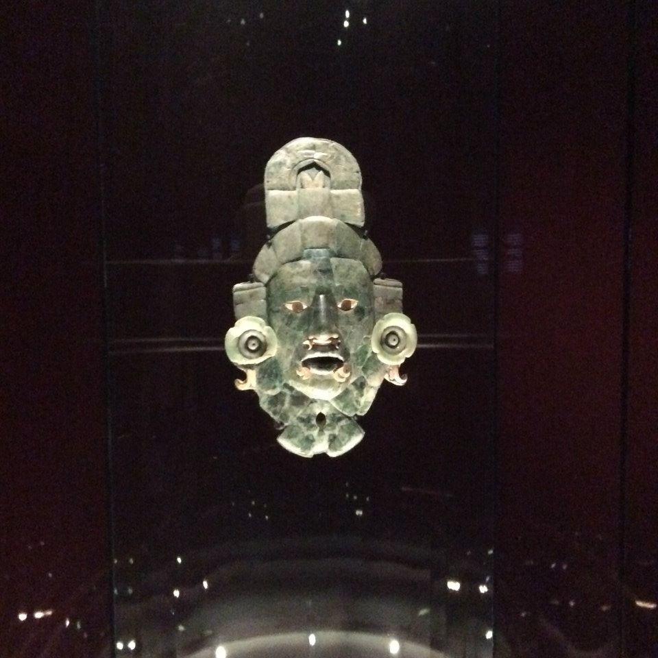 Máscara Calakmul