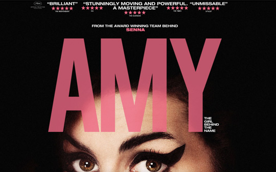 Amy: the girl behind the name