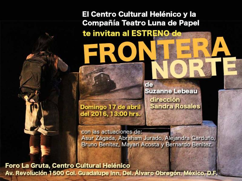 Frontera Norte. Cartel
