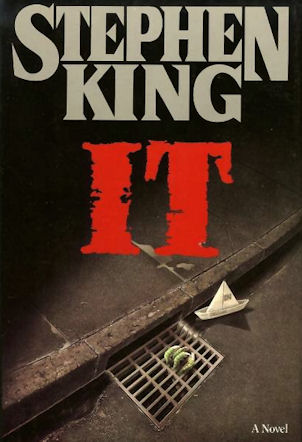 It by Stephen King, Viking Press, 1986.