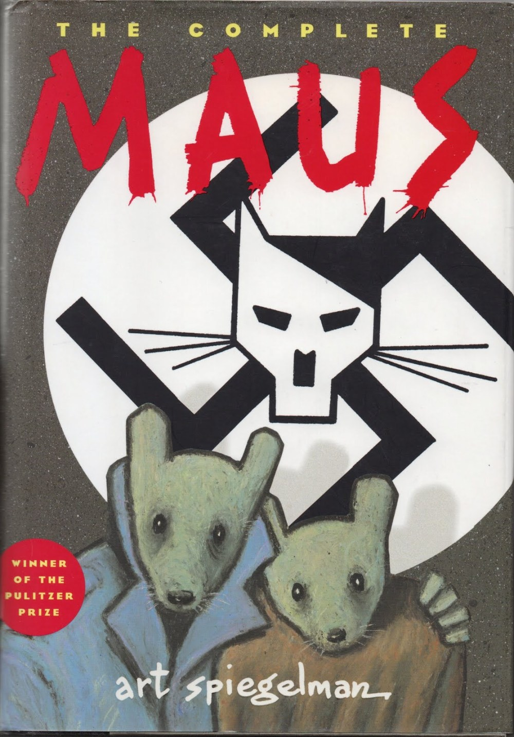 The complete Maus de Art Spiegelman, Pantheon Books.